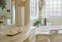 Happier Baths / Happiness is...relaxing in a stunning bathroom oasis! / by Your Total Renovation