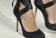 I May Have a Thing for Shoes / by Laura Lovelace