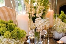 Happier Tablescapes / Happiness is sitting down to a beautifully set table for a great meal with great friends! / by Your Total Renovation
