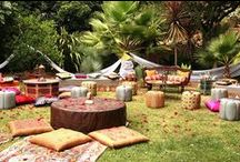 WEDDING - Sangeet | Mehndi / Sangeet and Mehndi party inspiration for the modern maharani..