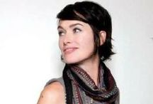 I love her, ok? / Everything is Lena Headey and nothing hurts