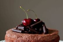 Chocolate, chocolat / by Jeanne Bay