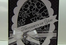 Stampin Up Bordering on Romance / by Deborah Newman