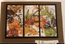 Stampin Up Fall / by Deborah Newman
