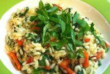 Risotto & Rice Recipes