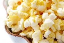 Food - Snacks / Healthy (and some not so healthy) snacks for the family to enjoy