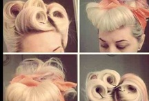 Hair✂ BeautyPin Up Style