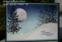 Stampin Up Lovely as a Tree / by Deborah Newman