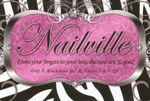 Nailville or Nailville Fresno My Nail Shop