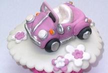 Cupcakes for Cupcake Wars / by Kayonna Harper
