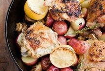 Food - Weekend Meals / Meals that take a little longer to cook and are best for weekends when we have the time