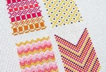 2. Cross-stitch