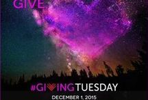 Giving Tuesday / DOUBLE your gift for people impacted by pancreatic cancer in  Greater St. Louis when you donate to CSC on #GivingTuesday, 12/1/15. tinyurl.com/giveCSC