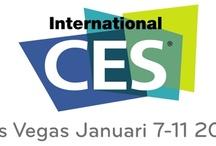 LG op CES 2013 in Las Vegas