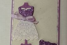 Stampin Up All Dressed Up / by Deborah Newman