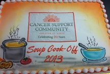 20th Anniversary Kick Off Event: CSC Soup Cook Off / CSC members joined CSC Chefs, Junior Board and Staff for night of celebration, soup tasting and judging and cake!