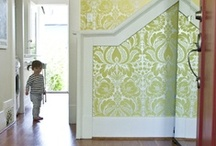 Happier Wallpaper / by Your Total Renovation