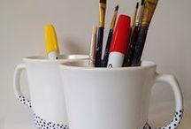 pintura porcelana