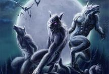 fangs and claws / Horror stuff and nightmares