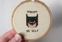 Cross Stitch & Stuff