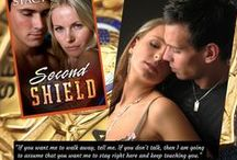 Second Shield / The latest Release by Author Stacy Eaton / by Stacy Eaton