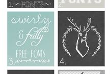 Printables and the Like