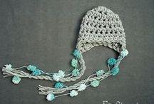 Crochet Hats / by Heidi Nieling (Speckless)