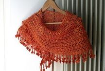 Crochet Scarves / by Heidi Nieling (Speckless)
