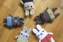 Crochet Little Objects / by Heidi Nieling (Speckless)