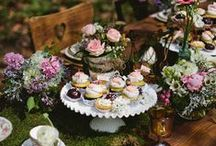 AFTERNOON TEA PARTY / Tea party inspiration for all the maharani's who love to entertain..