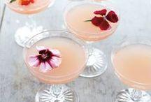 WEDDING FOOD - Cocktails/Mocktails / Cocktail and mocktail recipes for your next soirée..