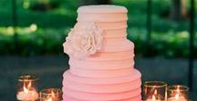 WEDDING FOOD - Cake / Mouth watering, delectable and oh so pretty wedding cakes..