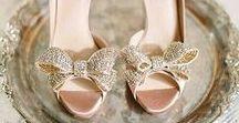 BRIDAL - Shoes / Bridal shoe inspiration for fashion conscious maharanis..