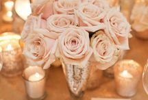 Gold and Blush pink event / by Vicky Alvarez Campos