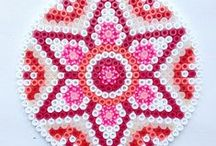 Hama beads patterns / by Jeanne Bay