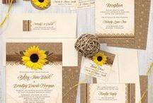 Rustic Country Wedding / This board will feature ideas and inspiration for a rustic country wedding. Great choices are burlap, lace, daisies, wood, sunflowers, cowboy boots, etc. This board features country or rustic wedding invitations, wedding decor, bouquets, and other ideas and inspiration.  #rusticwedding #countrywedding #weddings