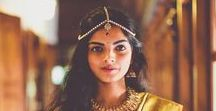 BRIDAL - The Modern Maharani / Inspiration for the modern Indian bride..