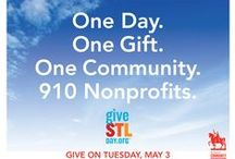 Give STL Day, May 3, 2016 / On Give STL Day, Tuesday, May 3rd, midnight to midnight, the Greater St. Louis Community Foundation and over 910 local non-profit organizations are joining together to show everyone just what St. Louis can do in a day! Be part of GiveSTLDay and make a local impact! Please choose Cancer Support Community  and donate through giveSTLday Tuesday, May 3rd, at this link. https://givestlday.org/npo/cancer-support-community-of-greater-st-louis