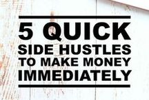 Side Hustles and New Careers / The best side hustles and new careers that will help you earn extra cash today!