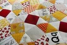 Quilty Inspiration / by Kaelin Telschow