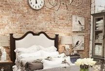 design {where i sleep} / master bedroom ideas