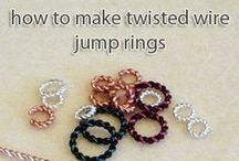 create | jewelry {techniques} / tutorials and how to's