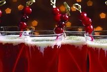 christmas | eats & treats / my favorite time of year!  eat, drink, and be merry!