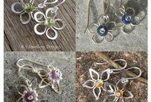 create  {earrings}