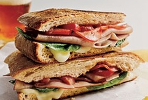 eat  {sandwiches | wraps} / who doesn't ♥ a good samich??