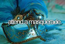 stuff I wanna do / by Marissa Fast