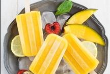 The taste of summer (icecream)