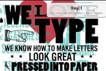 typography & graphics