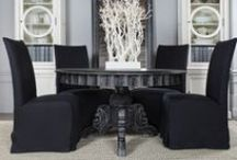 SDN Dining / All Dining Sets Shown available through StagingAndDesignNetwork.com