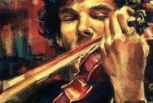 221B Baker Street / by Marissa Fast